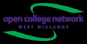 Open College Network West Midlands logo