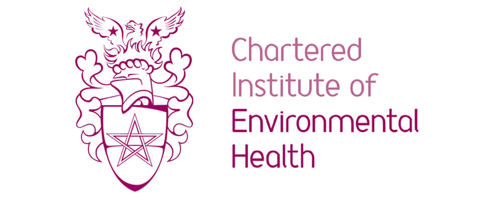 Chartered Institute of Environmental Health Officers logo