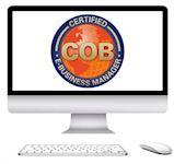 COB Certified E-Business Manager - E-Business Management Course Onlne