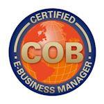 COB Certified E-Business Manager Logo