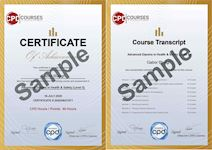 Call Centre Training Certificate