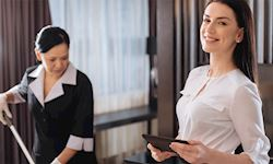 British Cleaning Course and Housekeeping Management Training