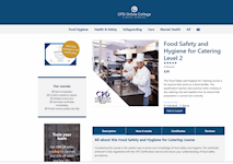 Food safety and hygiene product page