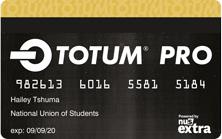 TOTUM card