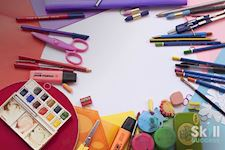 Kids Mixed-Media Collage Workshop: Art Projects For Children