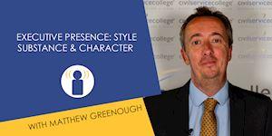Trainer Matthew Greenough