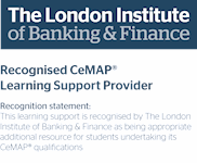 Recognised CeMAP Learning Provider