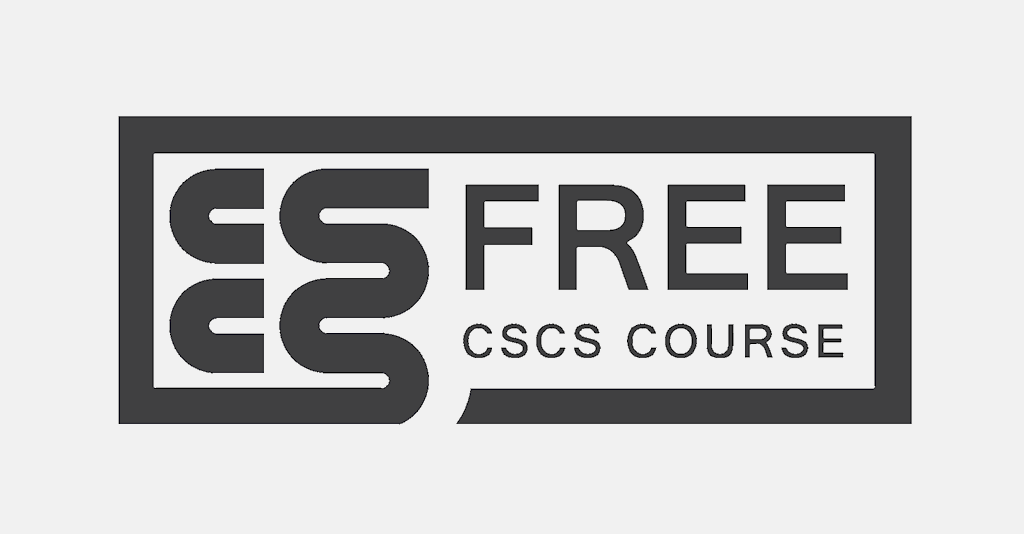 Free Online Cscs Course Reed Co Uk