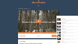 Start Writing Fiction with the Classic Course at The Novelry.