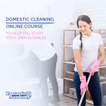 Domestic Cleaning Business Course
