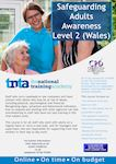 Safeguarding Adults Level 2 Wales Flyer