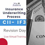 IF3 - Insurance Underwriting Process