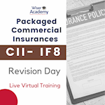 CII IF8 - Packaged Commercial Insurances - Revision Day