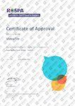 Level 3 Approval ROSPA