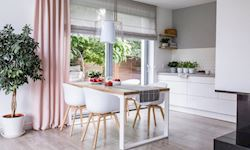 Interior Design - Curtain and Blinds