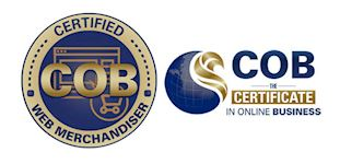COB Certified Web Merchandiser - The Certificate in Online Business