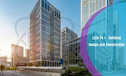LEED V4.1 – Building Design and Construction