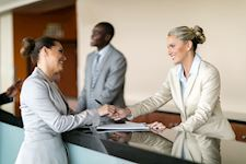 Corporate Receptionist Course