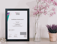 Quality Licence Scheme Sample Certificate
