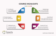Course highlights