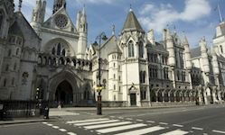 Royal Courts of Justice Tour