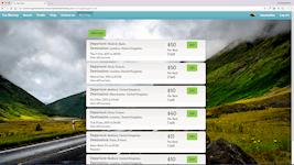 Car Sharing Website - (PHP, MySQL, AJAX, JSON, ...)