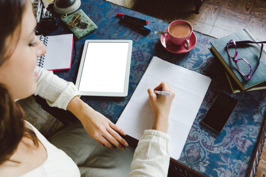 write with flair image