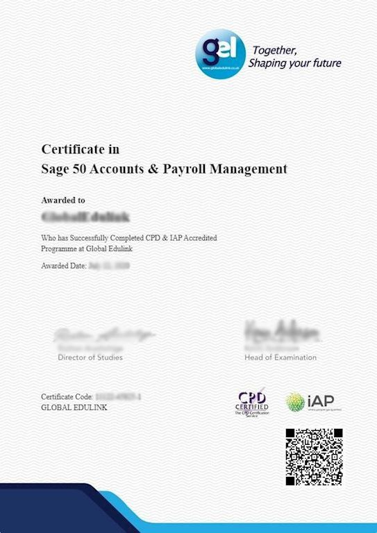 management certificate retail courses level reed