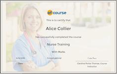 Nursing Cert