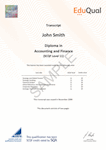 Sample Certificate - 1