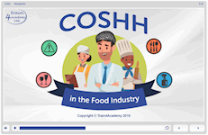 COSHH in the Food Industry