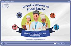 Level 3 Food Safety & Hygiene Training