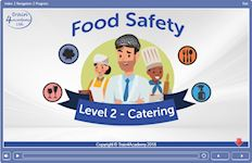 Level 2 Food Hygiene & Safety in Catering