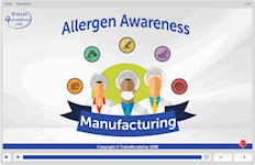 Allergen Awareness in Manufacturing