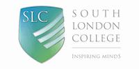 South London College logo