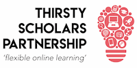Thirsty Scholars Partnership logo