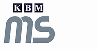 KBM Media Solutions logo