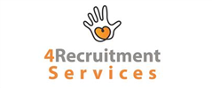 Jobs from 4Recruitment Services