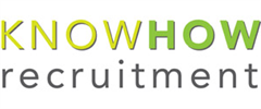Jobs from KnowHow Recruitment Ltd