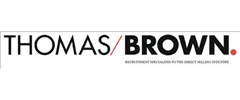 Jobs from Thomas Brown Recruitment