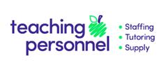 Jobs from Teaching Personnel Ltd