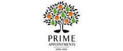 Jobs from Prime Appointments Ltd