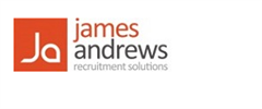 Jobs from James Andrew Recruitment Solutions