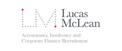 Jobs from Lucas Mclean Recruitment Limited