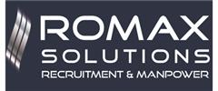 Jobs from Romax Solutions Ltd