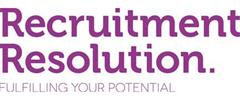 Jobs from Recruitment Resolution