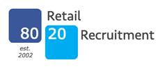 Jobs from 80-20 Recruitment