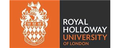 Jobs from Royal Holloway, University of London