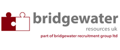 Jobs from Bridgewater Resources UK