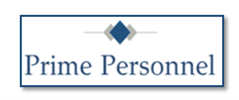 Jobs from Prime Personnel